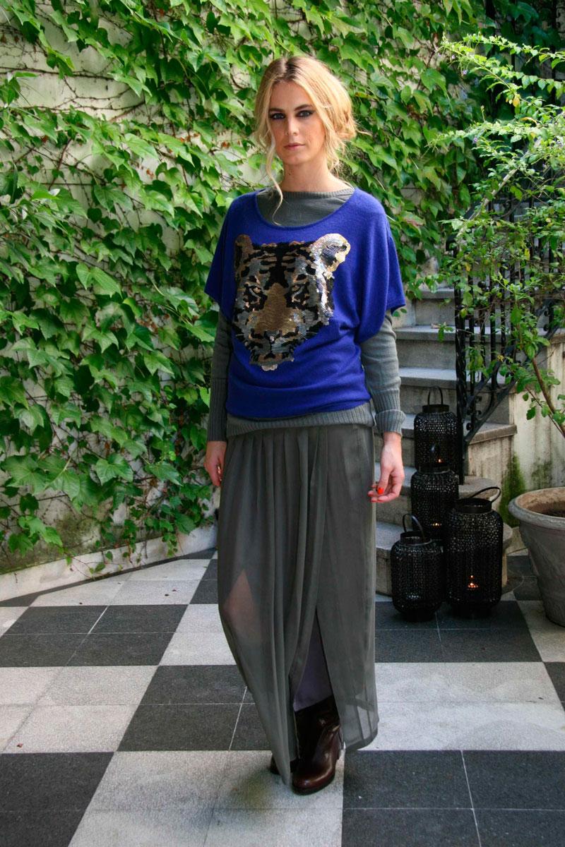 Olga Naum / Jardín de invierno 2013
