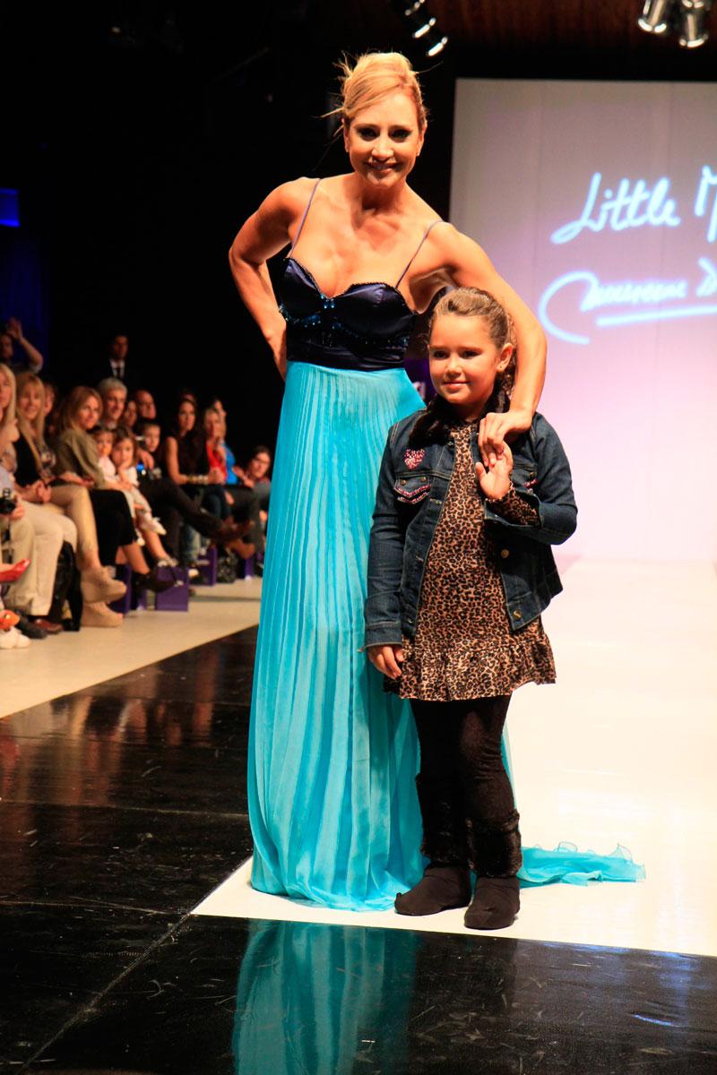 Andrea Ghidone Desfile Little Mo