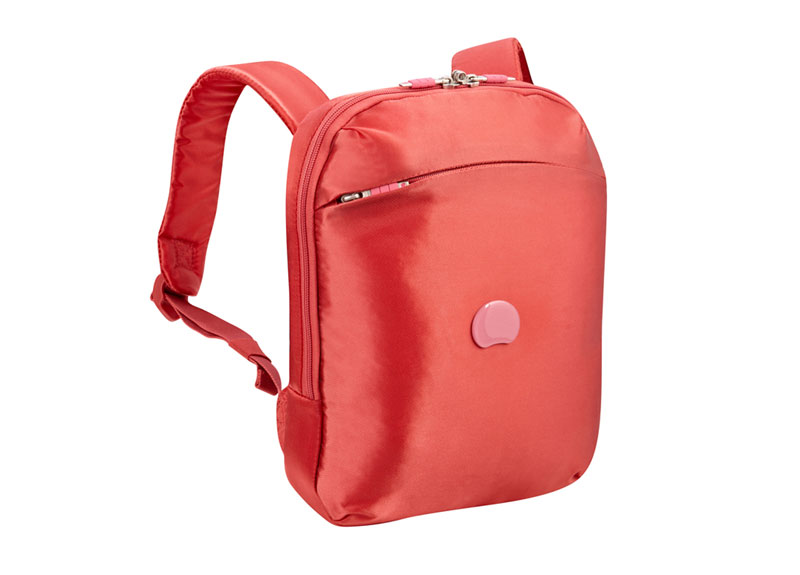 DELSEY - Coleccion For Once Mochila chica Coral $628