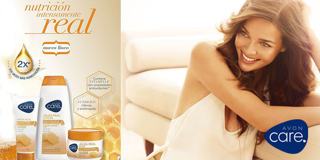 Avon care Jalea Real para piel extra seca