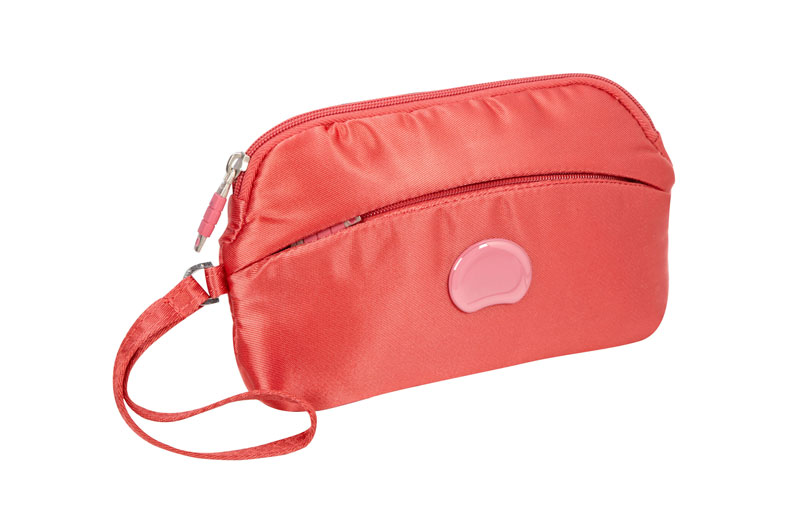 Mini-Necessaire For Once Coral
