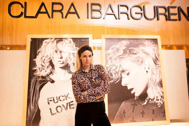 """Clara Ibarguren """"Fuck Love"""""""
