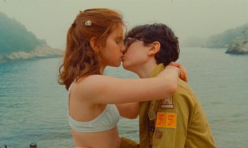 Chopard - In love with Cinema - Moonrise Kingdom