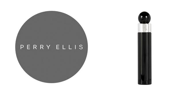 360° Black For Men de Perry Ellis