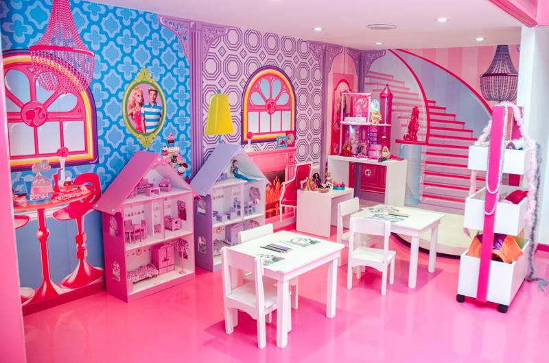 Barbie Store Recoleta