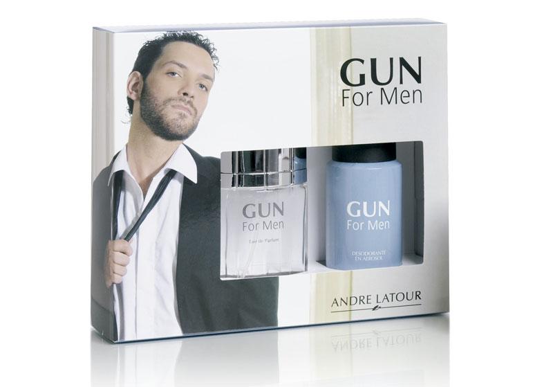 Set Gun for Men de Andre Latour
