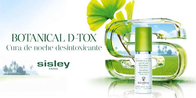 Sisley Paris Botanical D-Tox
