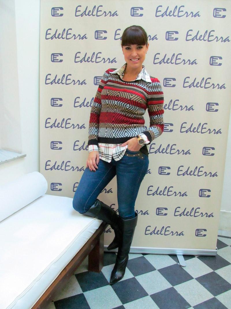 Andrea Estevez - Edel Erra Collections