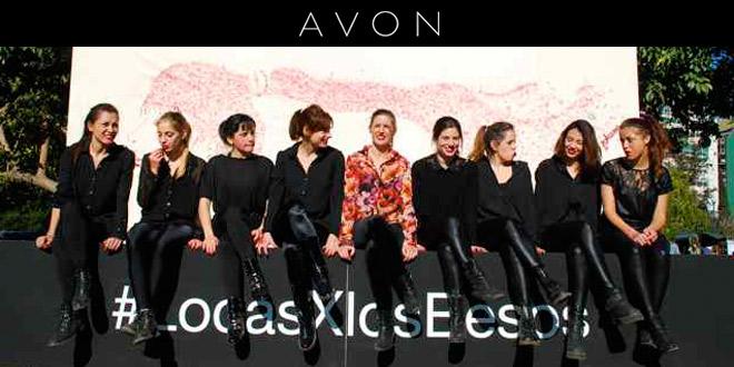 Campaña Locas por los besos de Avon