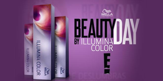 E! Beauty Day by Illumina Color