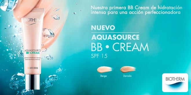 Biotherm Aquasource BB Cream