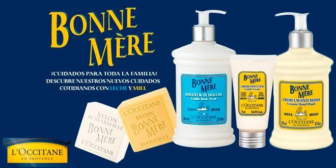 Bonne Mère de L´Occitane en Provence