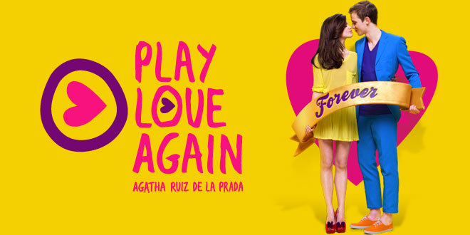 Love Forever Love de Agatha Ruiz de la Prada