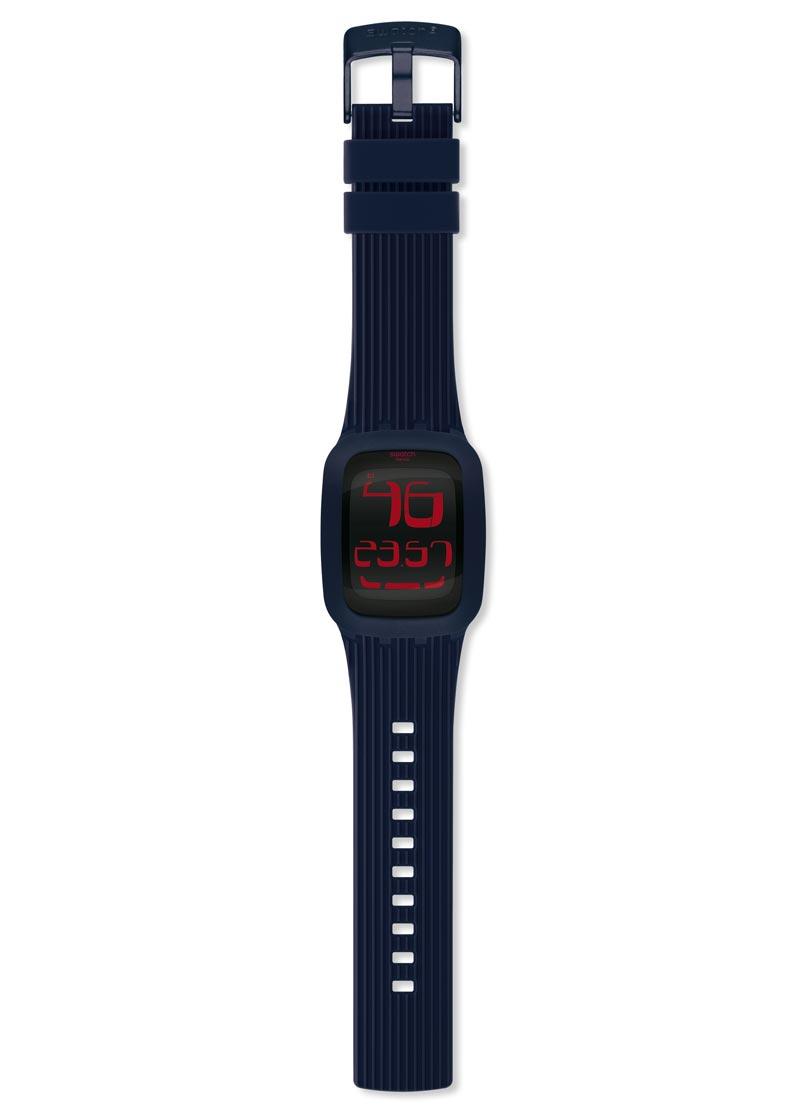 Swatch Touch Dark Blue