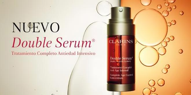 Clarins Doble Serum