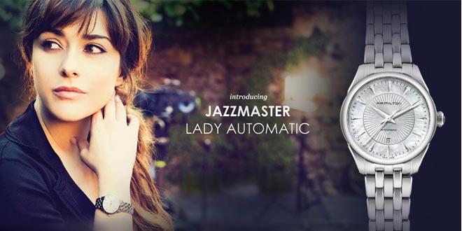 Hamilton Jazzmaster Lady Auto