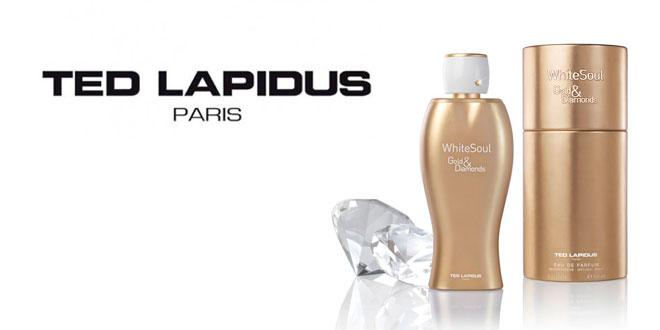 Ted Lapidus White Soul Gold & Diamond