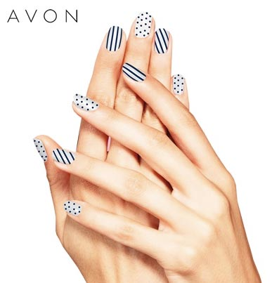 Avon Nail Art