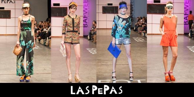 Las Pepas en el BafWeek