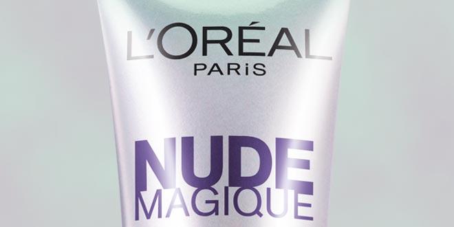 L'Oréal Paris Nude Magique BB Cream y CC Cream