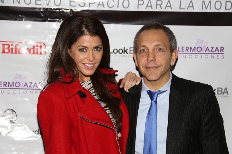 Pamela David y Guillermo Azar