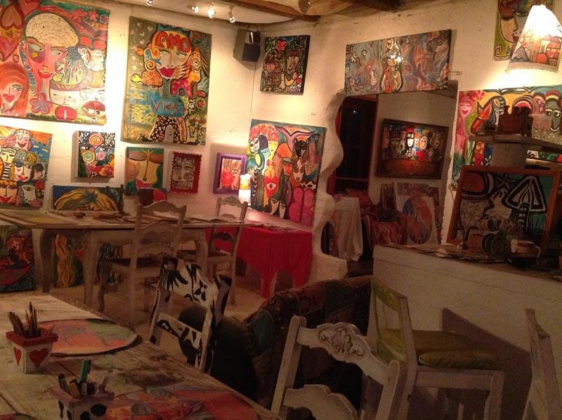 """Chacra Dharma REcreativa"" Art & Food"